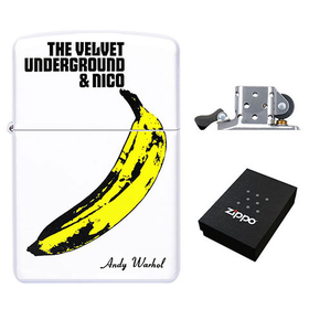 Lighter : Velvet Underground & Nico - Banana - Andy Warhol