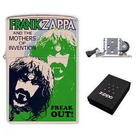 Lighter : Frank Zappa & The Mothers of Invention