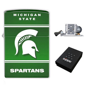 Lighter : Michigan State Spartans