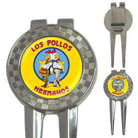 Golf Divot Repair Tool : Breaking Bad - Los Pollos Hermanos