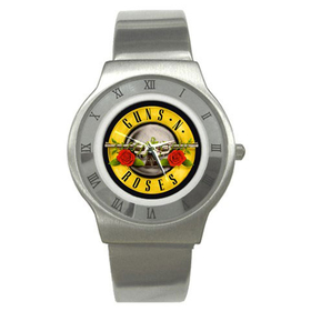 Roman Dial Watch : Guns N' Roses
