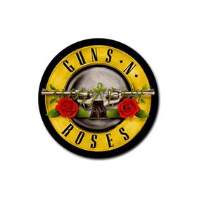 Coasters (4 Pack - Round) : Guns N' Roses