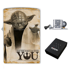 Lighter : Star Wars - Yoda - May The Force Be With You