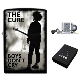 Lighter : Cure - Boys Don't Cry