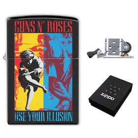Lighter : Guns N' Roses - Use Your Illusion