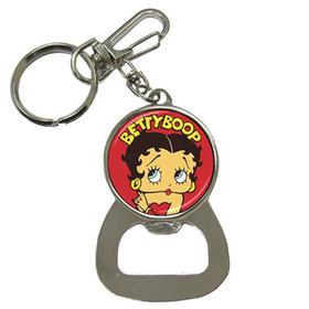 Bottle Opener Keychain : Betty Boop