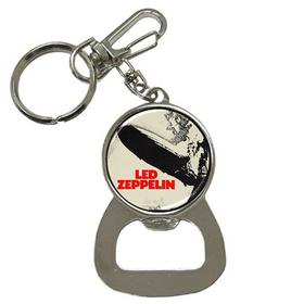 Bottle Opener Keychain : Led Zeppelin
