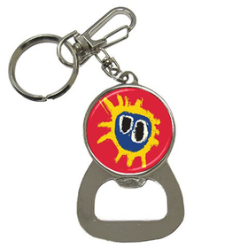 Bottle Opener Keychain : Primal Scream - Screamadelica