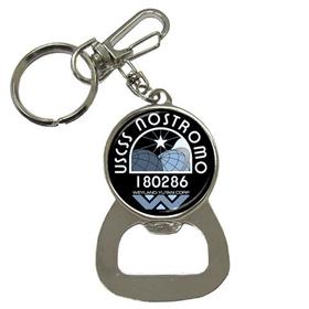 Bottle Opener Keychain : USCSS Nostromo