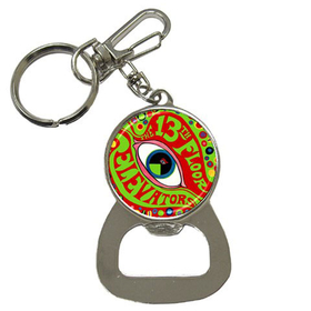 Bottle Opener Keychain : The 13th Floor Elevators - The Psychedelic Sounds