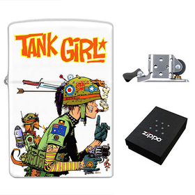 Lighter : Tank Girl