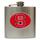 Liquor Hip Flask (6oz) : North Carolina State Wolfpack